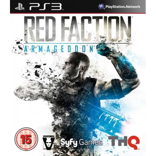 Red Faction Armageddon (Lietota)